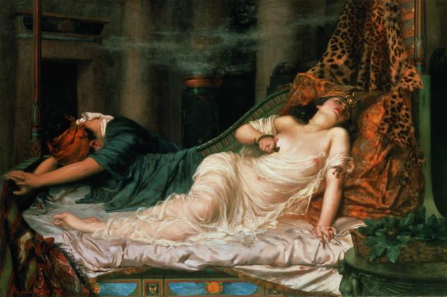 the_death_of_cleopatra_arthur